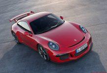 2015 Porsche 911 GT3 RS Could Receive Stick Shift