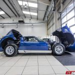 For Sale: 1971 Lamborghini Miura S with SV Specs