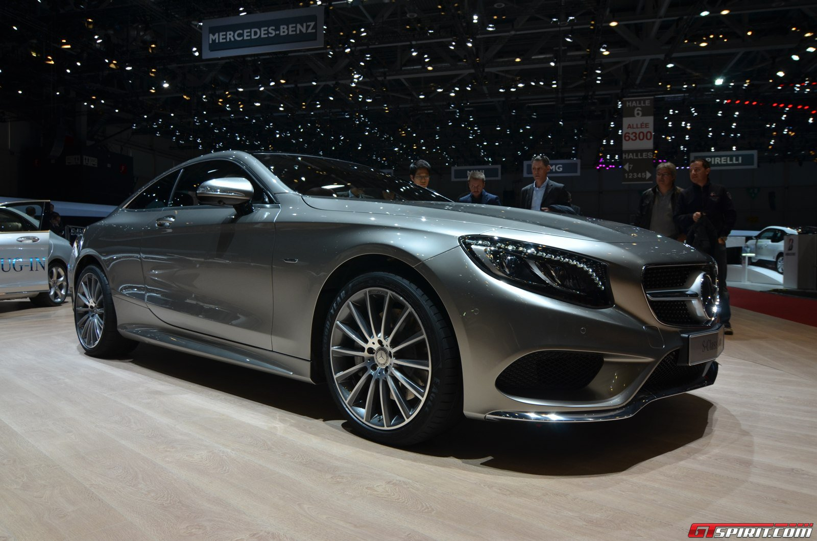 geneva 2014 mercedes benz s 500 coupe gtspirit. Black Bedroom Furniture Sets. Home Design Ideas