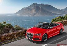Official: 2015 Audi S3 Cabriolet