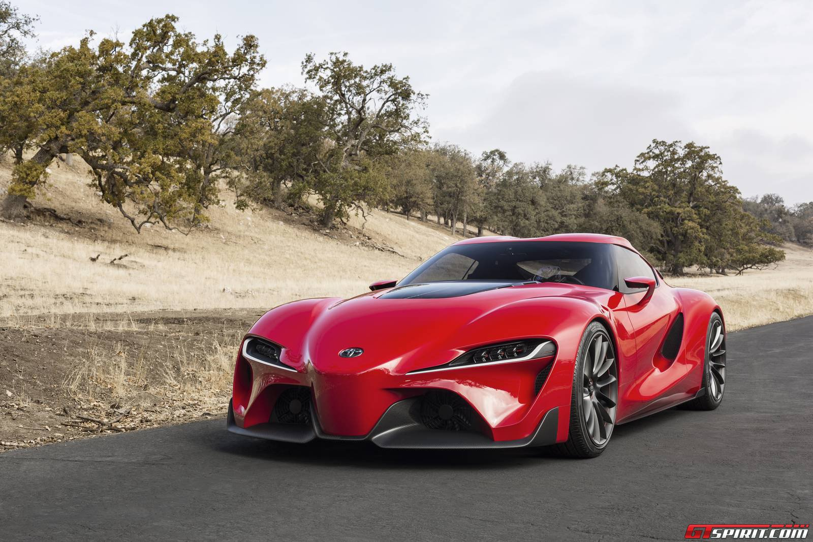 Toyota FT-1 Said to Have Been Confirmed as Next-Gen Toyota Supra ...