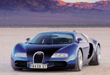 One-Off Bugatti Veyron EB 18.4 Concept Coming to Salon Rétromobile