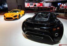 Zenvo ST1 at the Geneva Motor Show 2014
