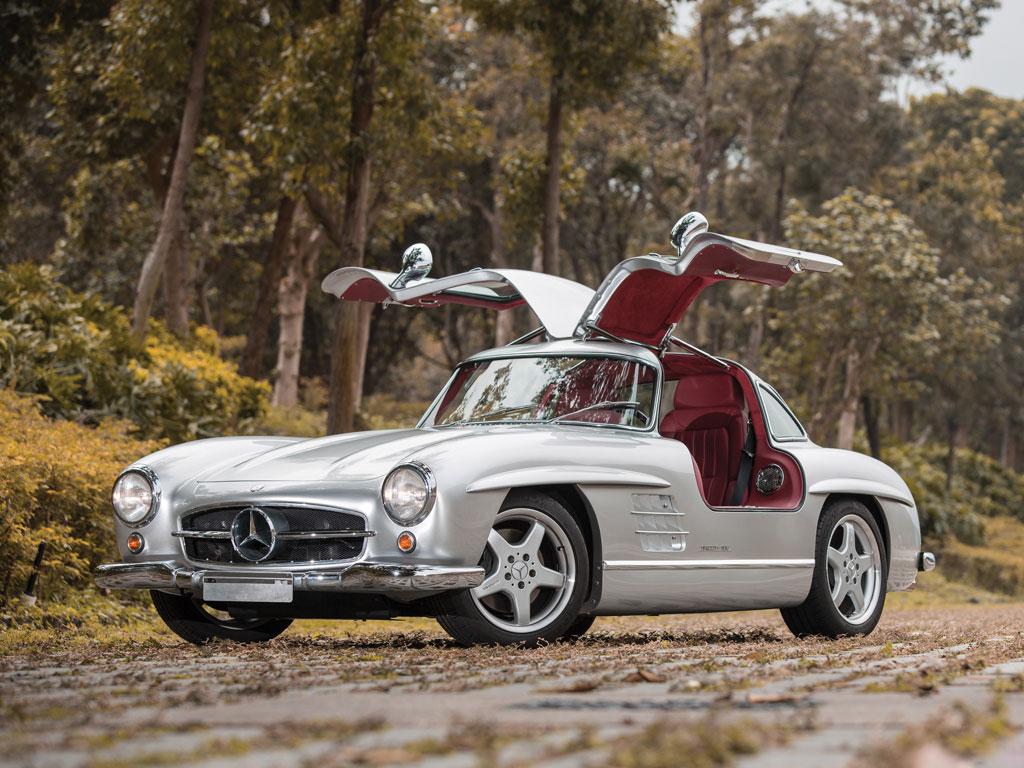 Rare 1954 mercedes benz 300sl amg bound for rm auctions for Mercedes benz 300sl for sale