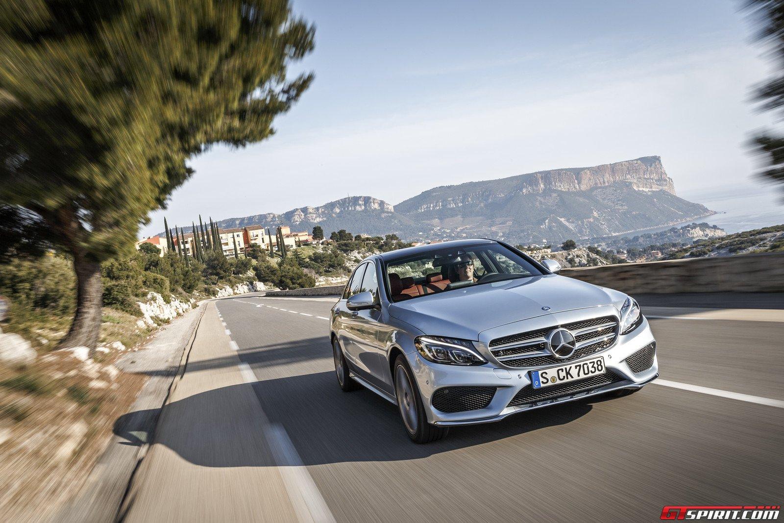 2015 mercedes benz c class review gtspirit for Mercedes benz france