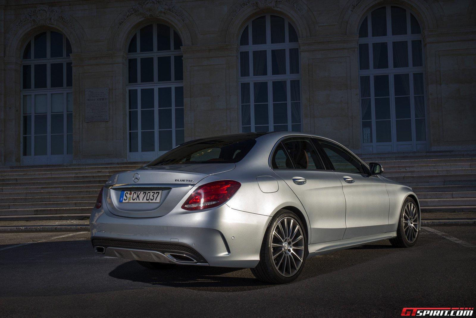 2015 mercedes benz c class review gtspirit for Mercedes benz techs