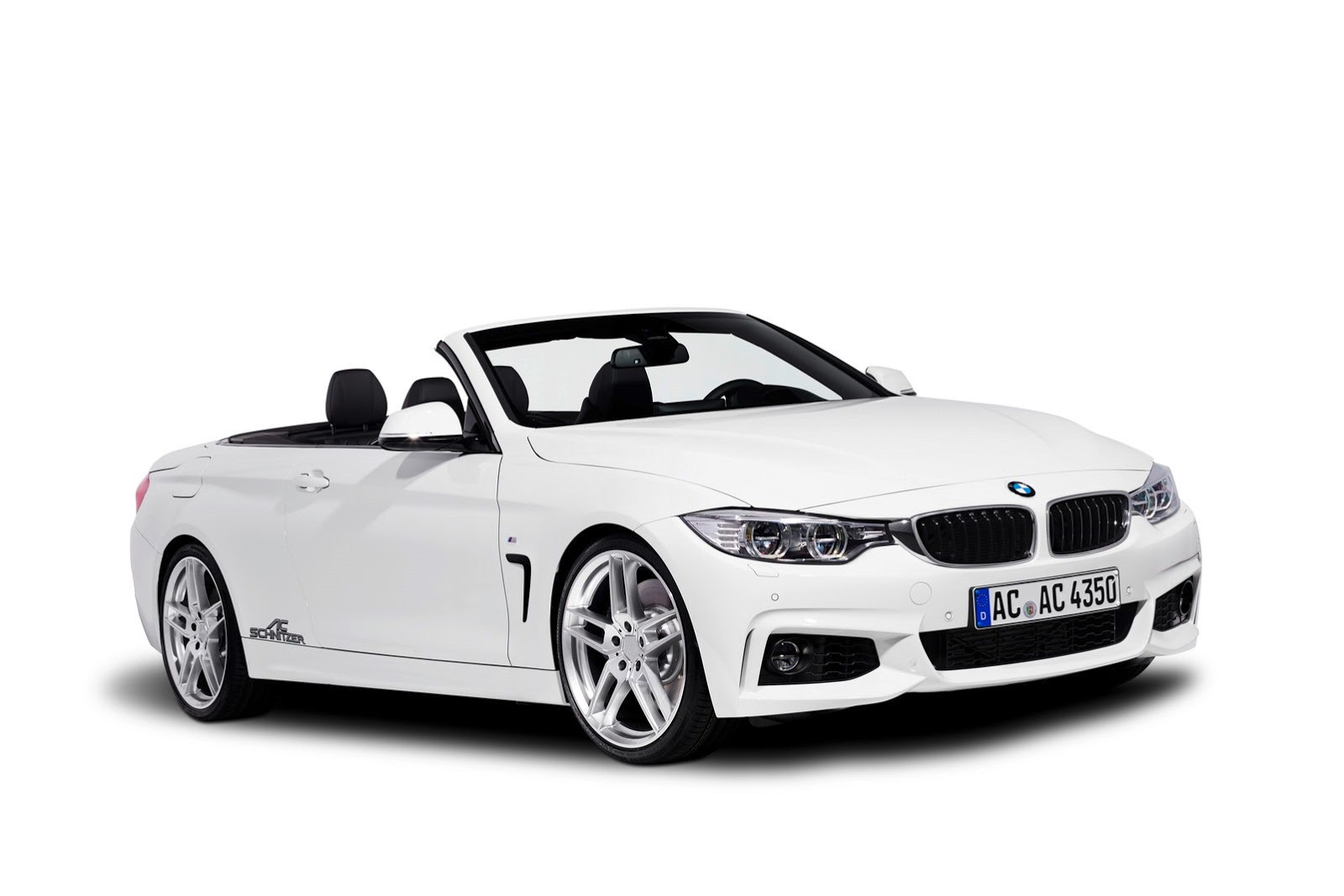 official bmw 4 series convertible upgrades by ac. Black Bedroom Furniture Sets. Home Design Ideas