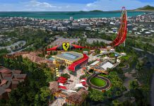 Ferrari Land to be Built in Spain