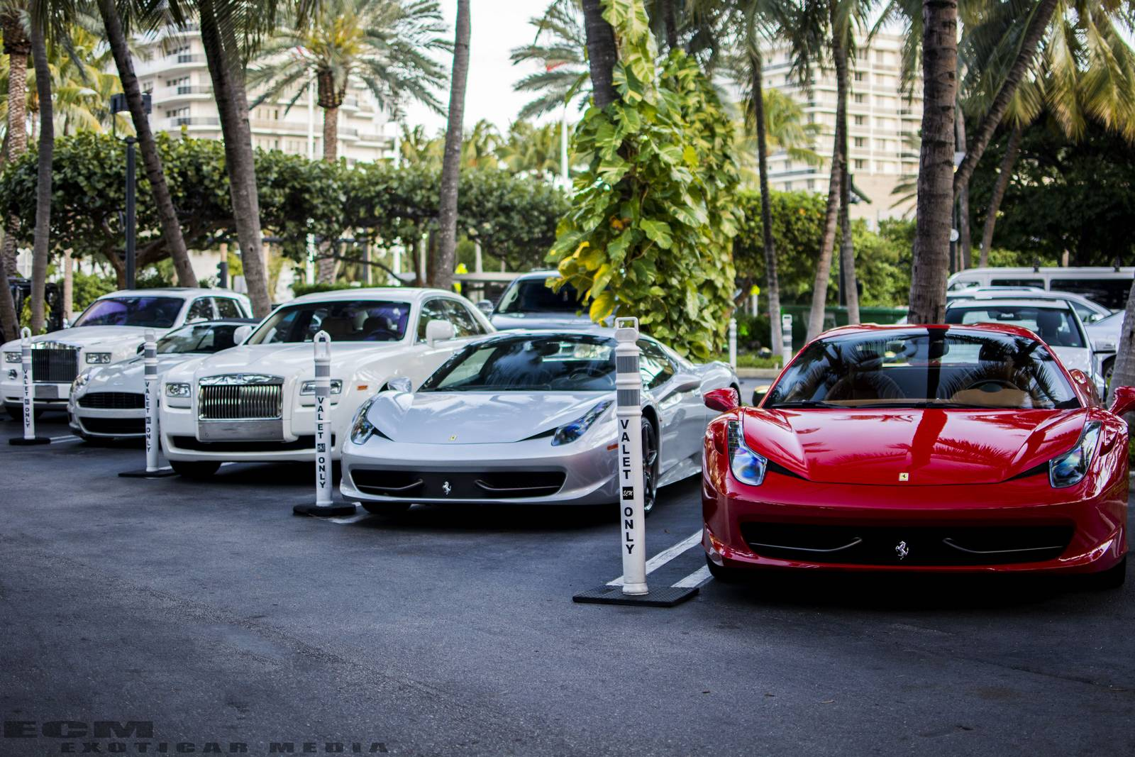 Cars For Sale Miami Beach: Spotting Supercars In Miami: Bal Harbour To South Beach