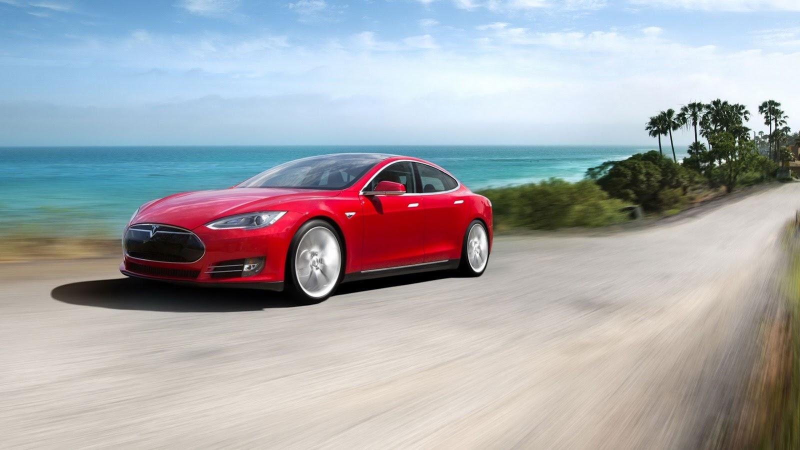 Tesla Could Create 500 Mile Range Electric Car