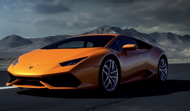 complete official lamborghini huracan video released gtspirit. Black Bedroom Furniture Sets. Home Design Ideas