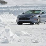 Aston Martin on Ice Makes Debut in North America