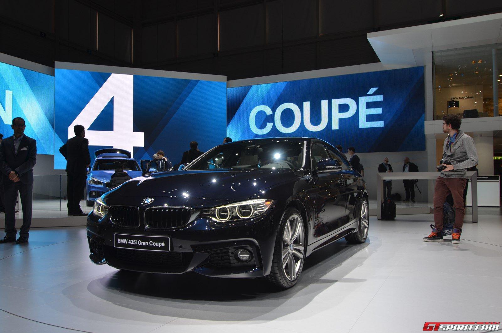 Preview BMW At The New York Auto Show GTspirit - Bmw car show