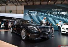 Geneva 2014: Mercedes-Benz S65 AMG and S 600