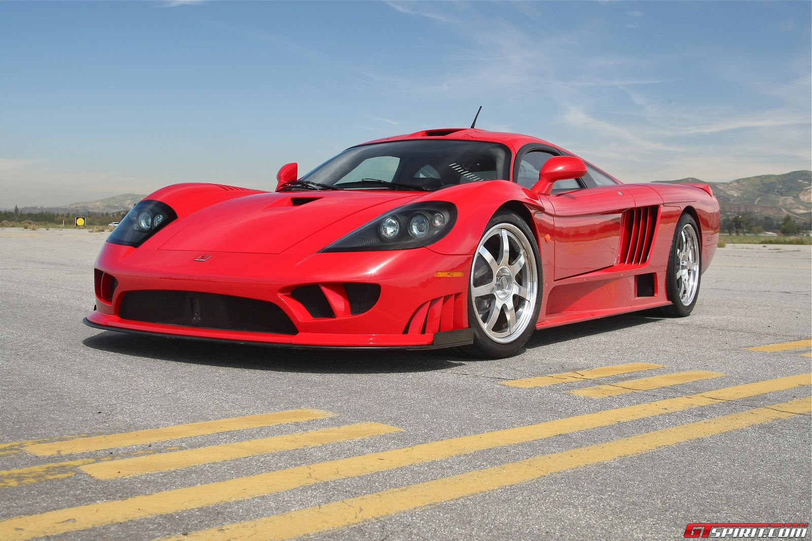Saleen S7 For Sale >> Saleen S7 Heading to Beijing Motor Show 2014 - GTspirit