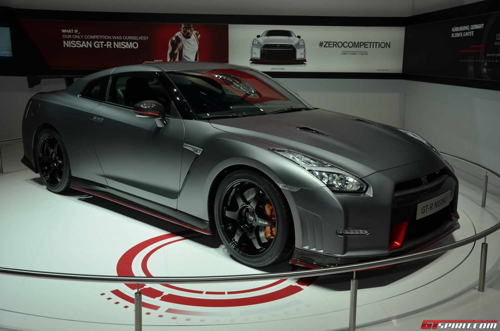 Nismo Nissan GT R At The Geneva Motor Show 2014