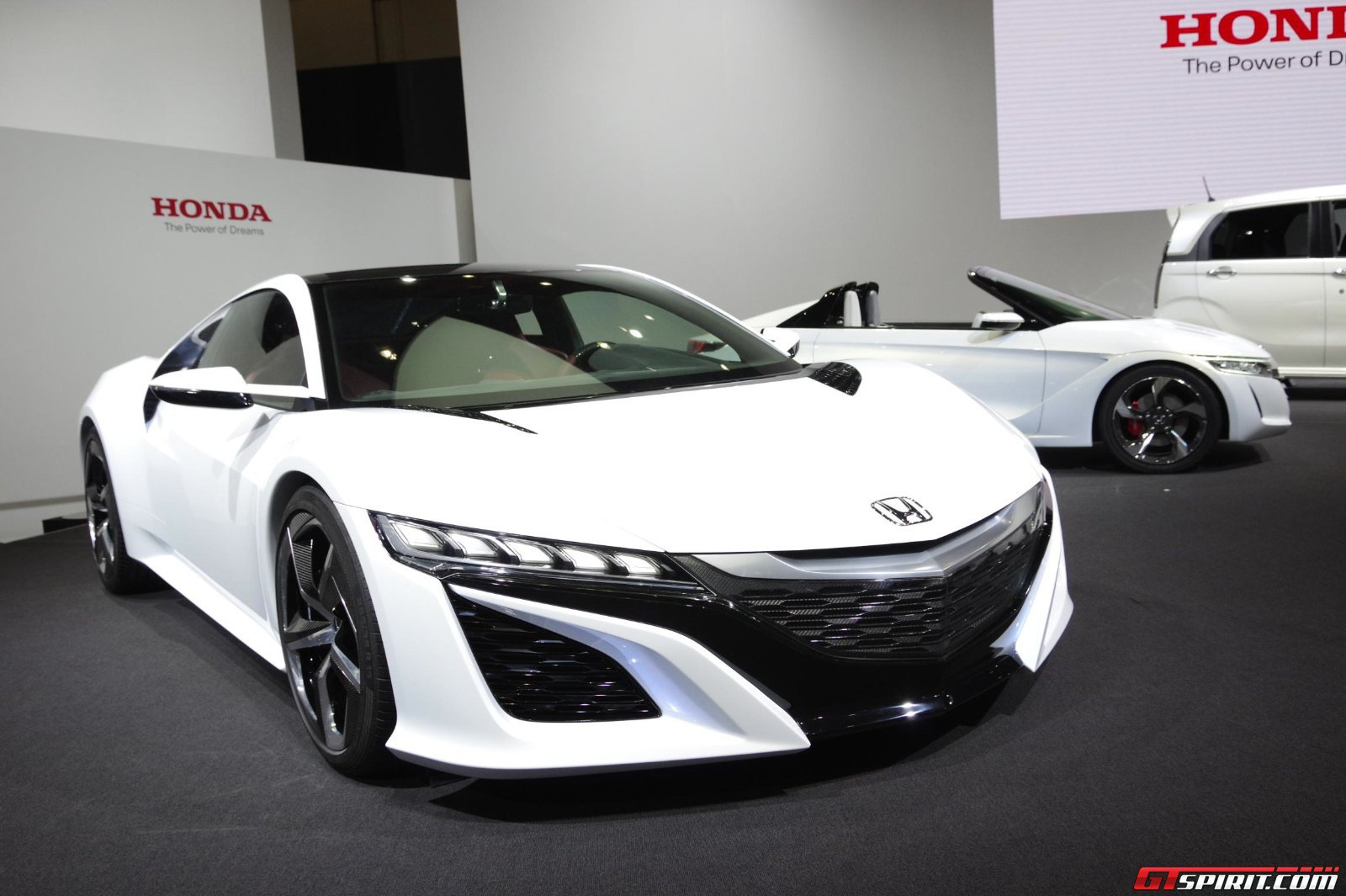 2015 Honda NSX Order Books Closed in the UK - GTspirit