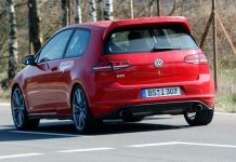 Is This The Volkswagen Golf R Evo?