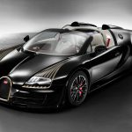 Official: Bugatti Veyron Grand Sport Vitesse Black Bess