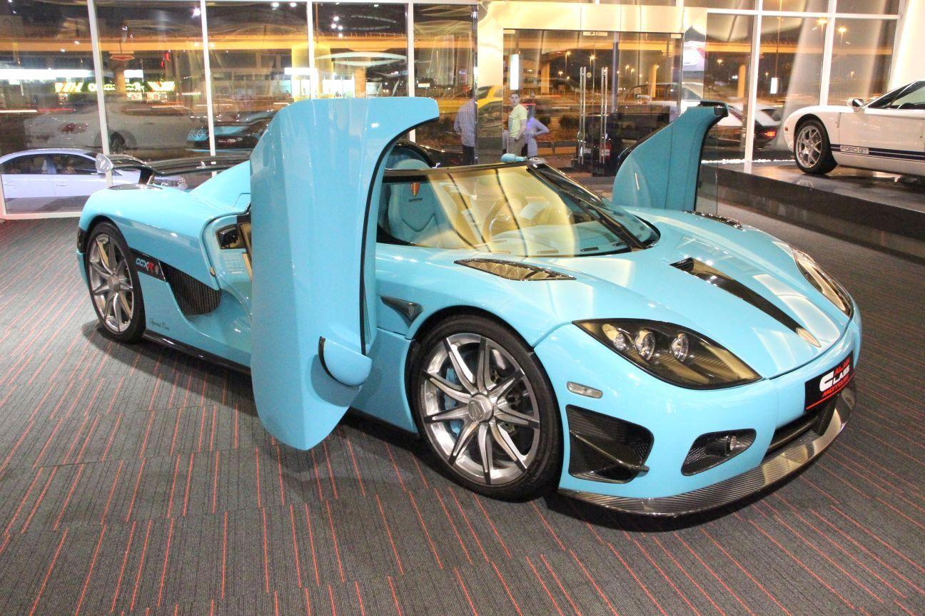 Unique Koenigsegg CCXR Special One Still For Sale In Dubai GTspirit - Cool cars for sale