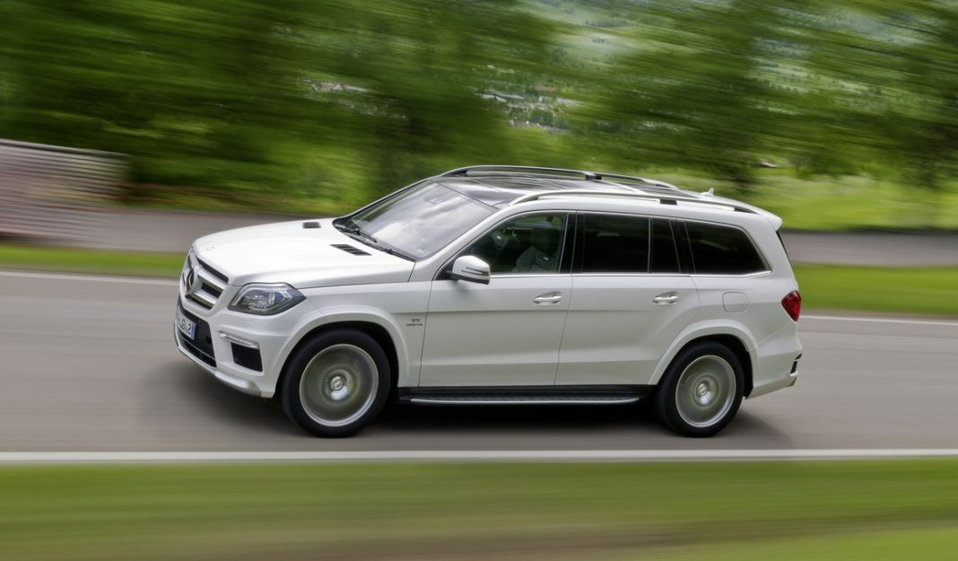 2014 mercedes benz gl 63 amg review gtspirit for 2014 mercedes benz gl450