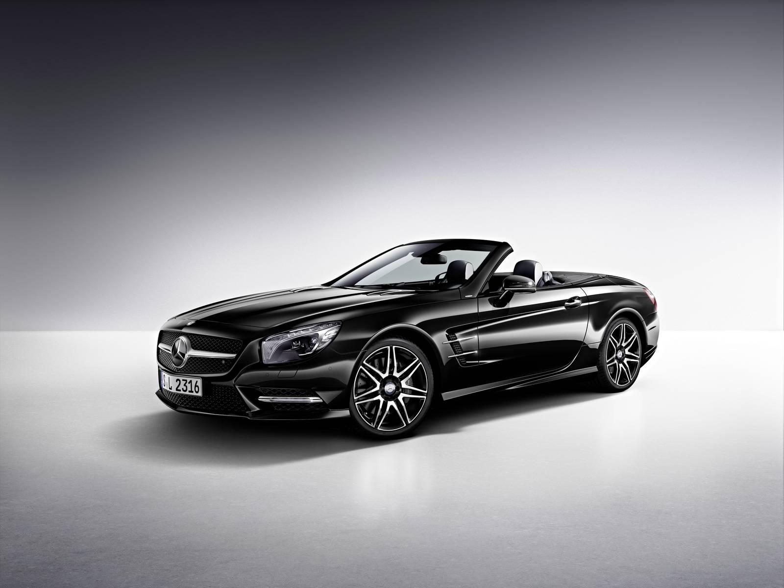 Official 2014 Mercedes Benz Sl 400 Gtspirit