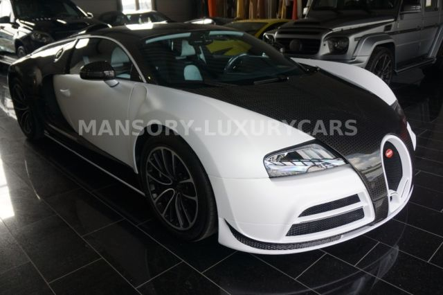 mansory veyron vivere offered for sale at eye watering price gtspirit. Black Bedroom Furniture Sets. Home Design Ideas