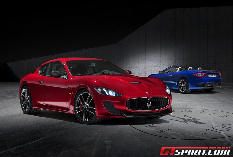 2018 maserati mc.  maserati official maserati granturismo mc centennial edition coupe and convertible in 2018 maserati mc