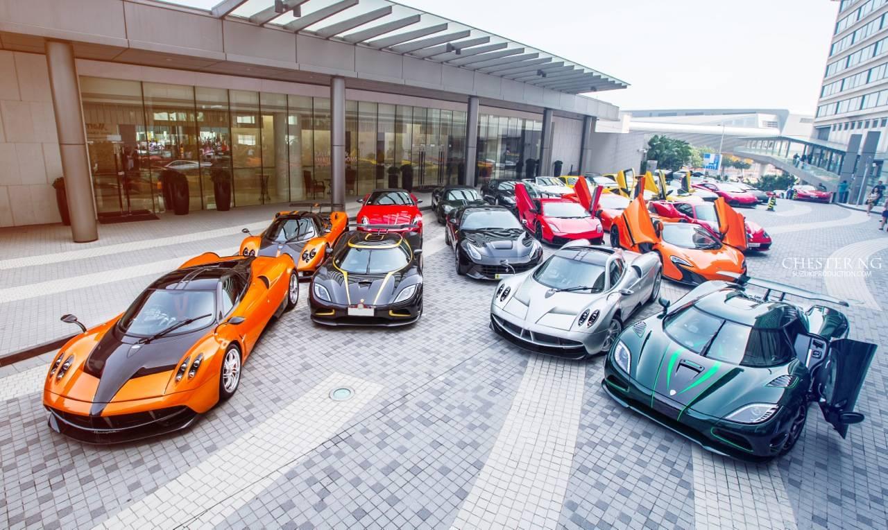 Smd Club Supercar Photoshoot In Hong Kong Gtspirit