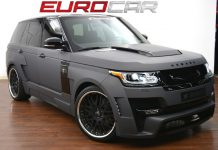 Hamann Range Rover Mystere For Sale in California