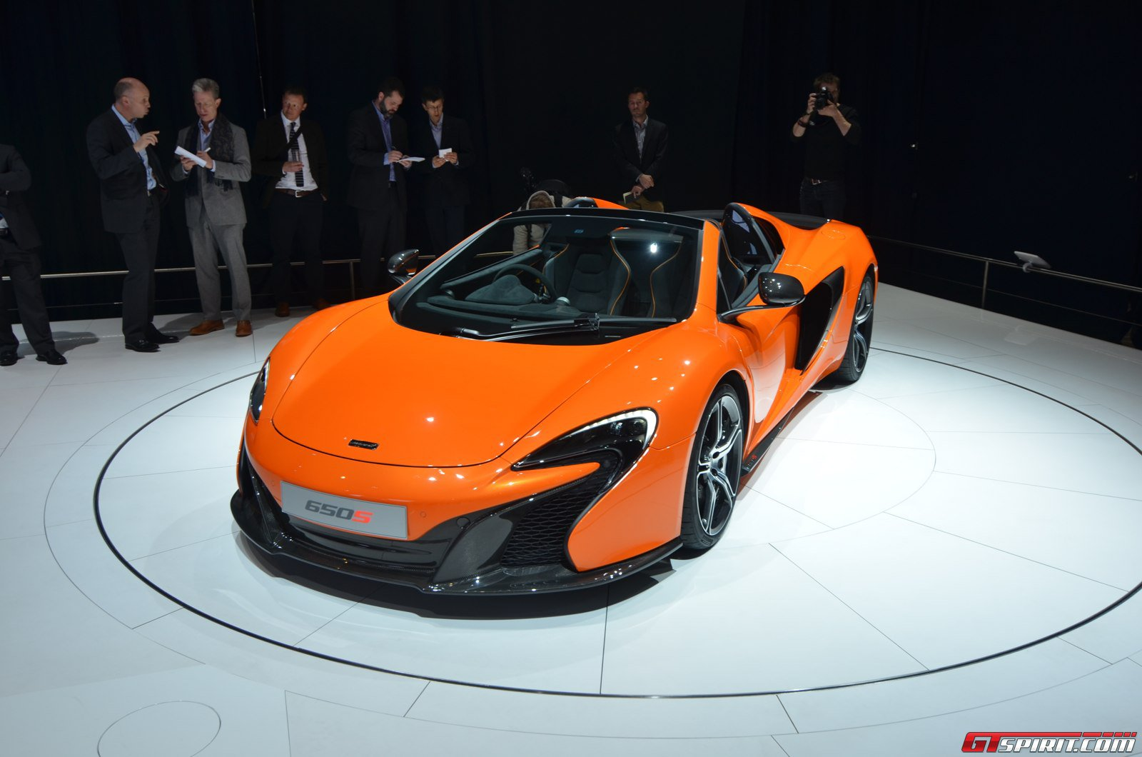 Official McLaren 650S and 650S Spider Pricing Revealed ...