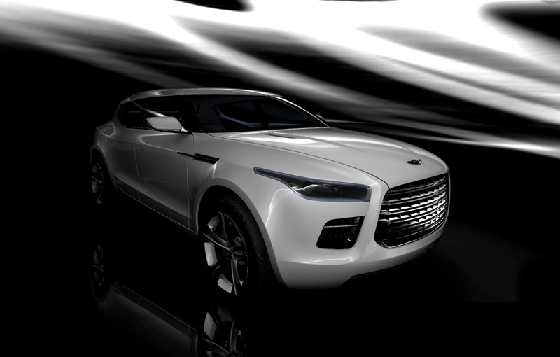 Aston Martin And Daimler In Talks About Aston Suv Gtspirit