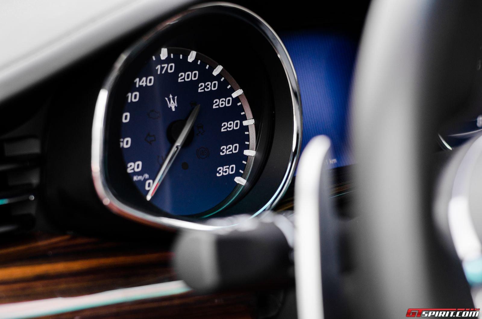 2014 Maserati Quattroporte GTS Review - GTspirit