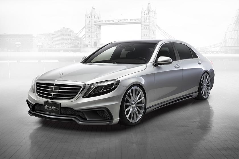 2014 mercedes benz s class by wald international previewed for Mercedes benz us international