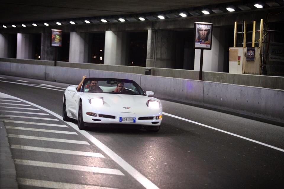 Loud Corvette C5 with Corsa Exhaust