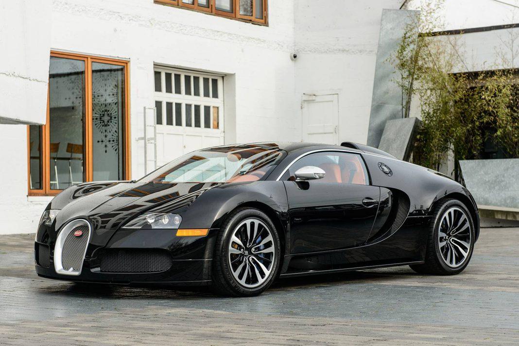 drake 39 s bugatti veyron sang noir hits the used car market gtspirit. Black Bedroom Furniture Sets. Home Design Ideas