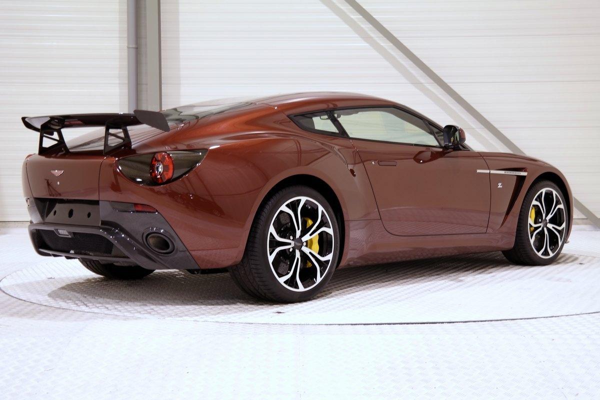 Video Aston Martin V Zagato Soundtrack GTspirit - Aston martin v12 zagato specs