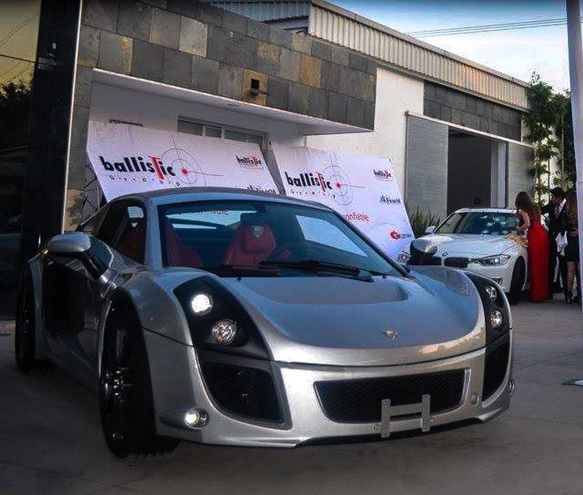 Mastretta Cars Halts Production