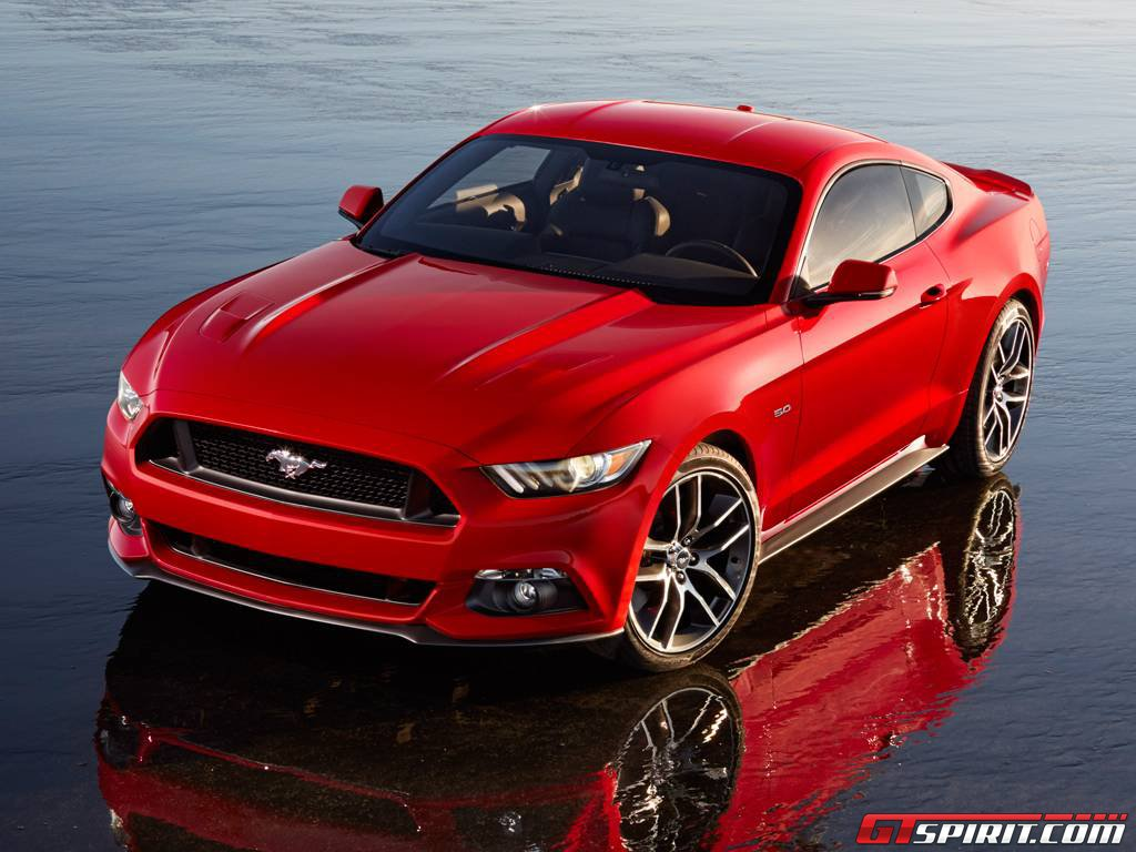 First 500 European 2015 Ford Mustangs Reserved in 30 Seconds
