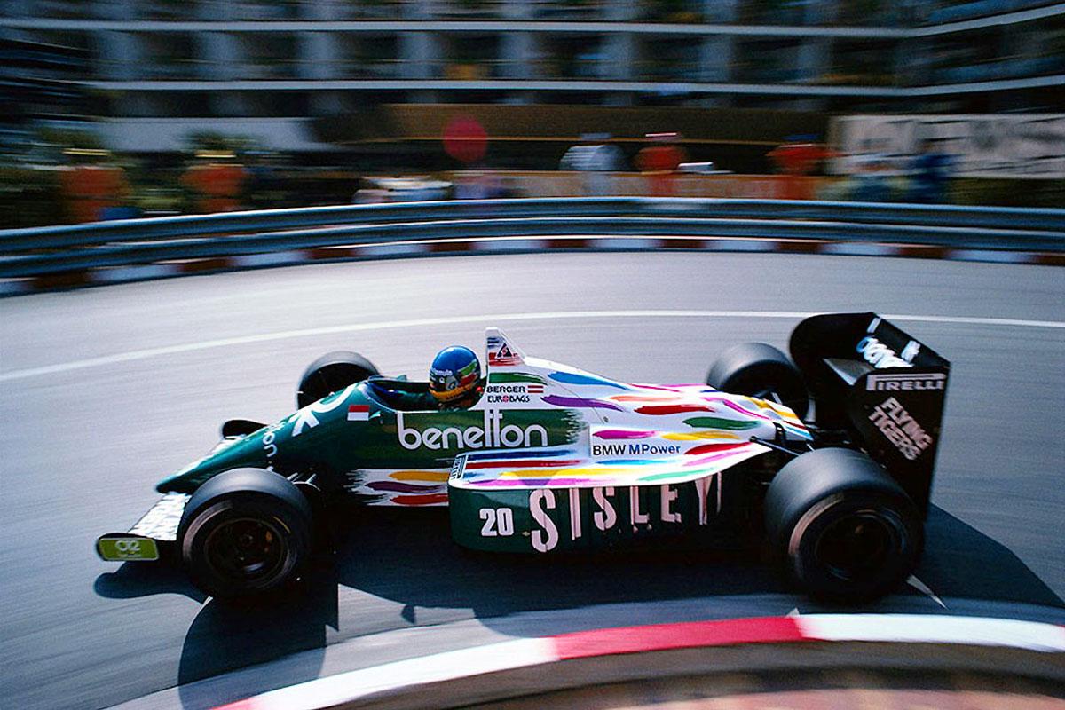 Benetton BMW