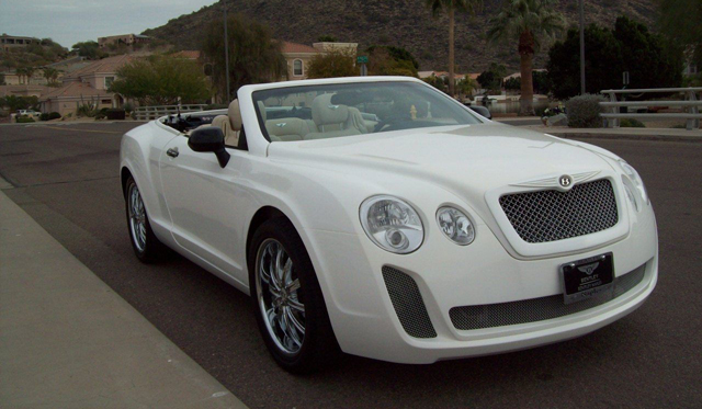 Chrysler sebring bentley conversion kit