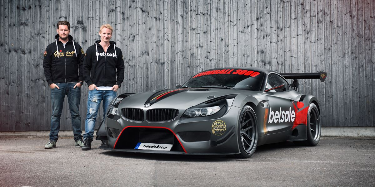 Betsafe Bmw Z4 Gt3 For 2014 Gumball 3000 Gtspirit