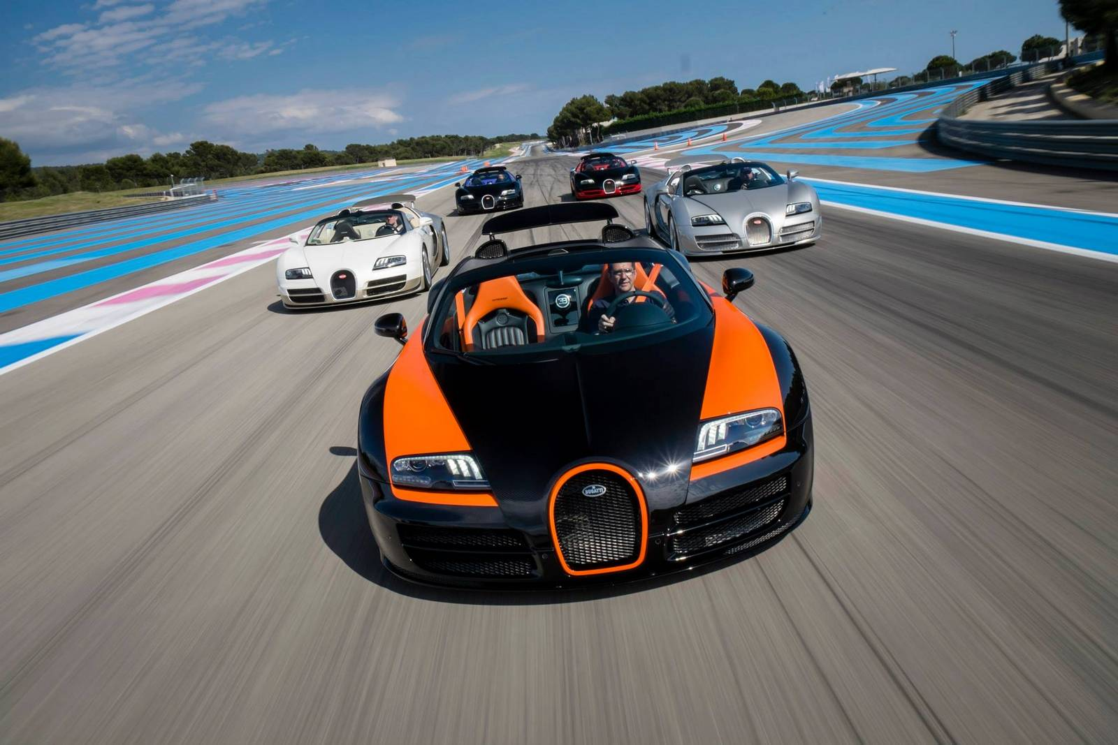 bugatti driving experience at paul ricard 2014 gtspirit. Black Bedroom Furniture Sets. Home Design Ideas