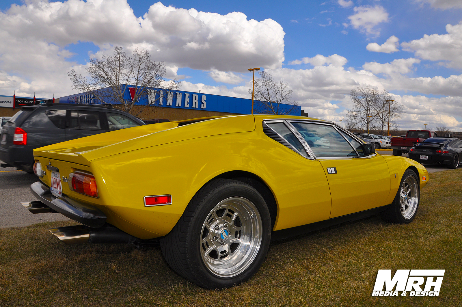 Calgary Show Shine Season Beginning With Spring Thaw Outdoor Car - Current sports cars