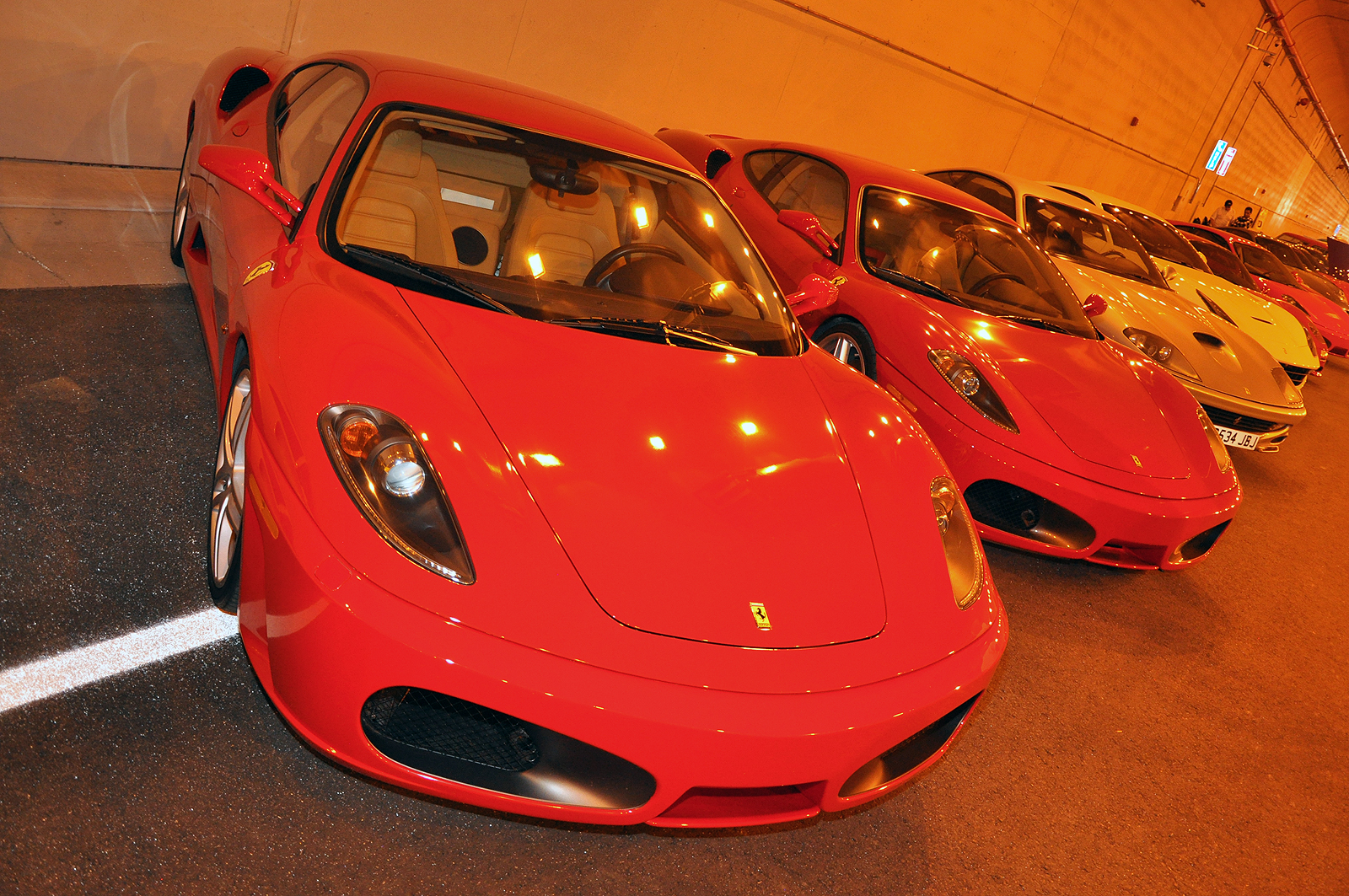 ferrari club of america alberta chapter at the calgary airport. Cars Review. Best American Auto & Cars Review