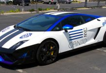 Canto NYC Lamborghini Gallardo for GoldRush Rally VI