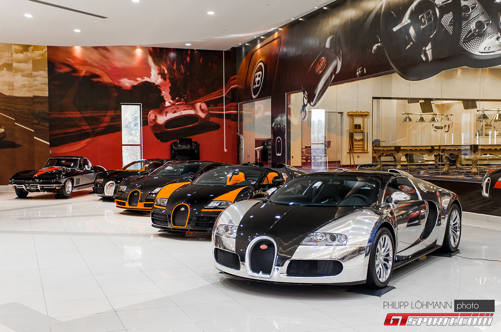 Exclusive sbh royal auto gallery a dream garage gtspirit for Garage villemomble automobile