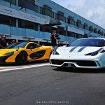 First McLaren P1 in Indonesia