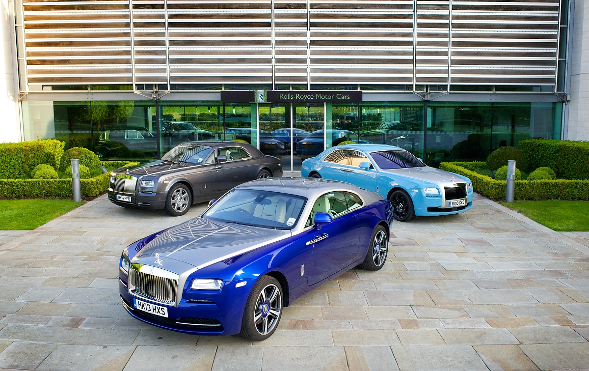 Rolls royce celebrates its 110 year anniversary gtspirit for Rolls royce motor cars
