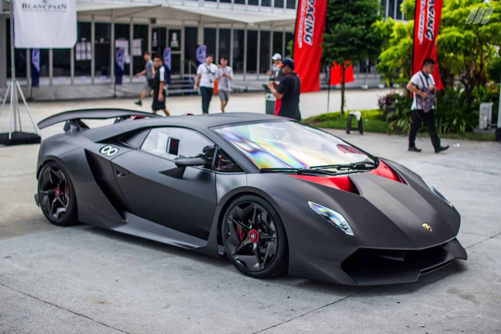 2011 Lamborghini Sesto Elemento Concept Review - Top Speed |Lamborghini Sesto Elemento Speed